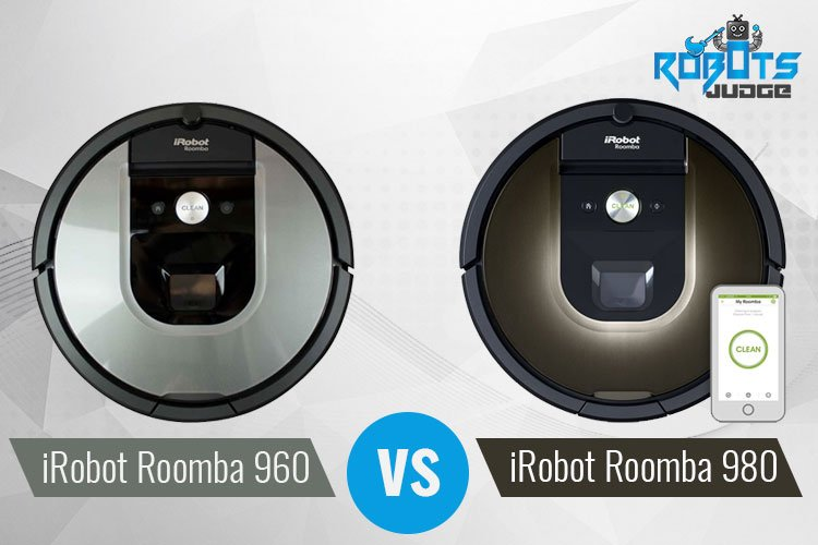 iRobot Roomba 960 vs 980 : Which One is Best?