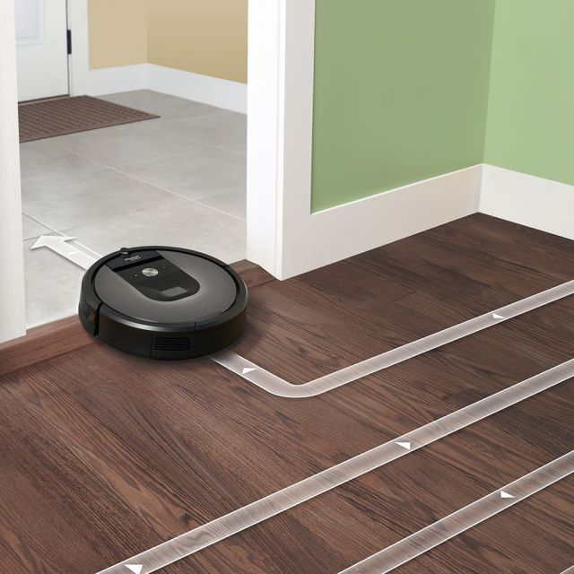 Roomba Vacuum Cleaners