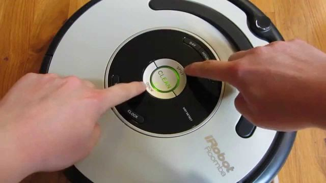 Reset a Roomba Battery