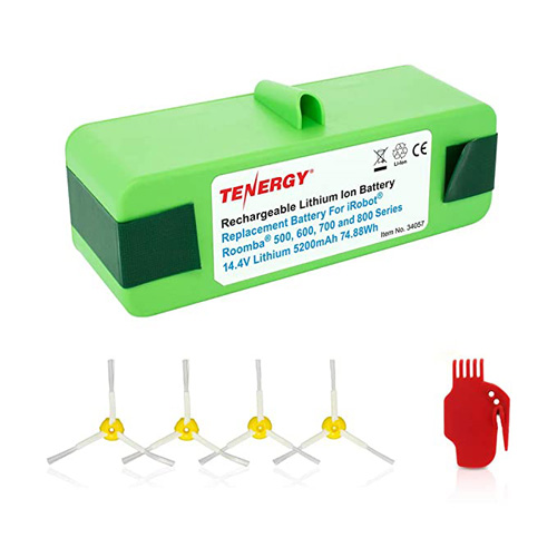 Tenergy-5200-mAh-Replacement-Battery-for-iRobot-Roomba