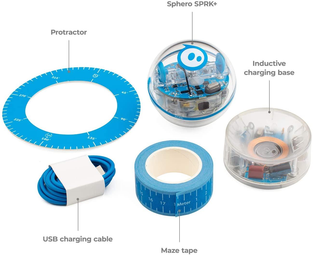 Sphero SPRK robotic ball review