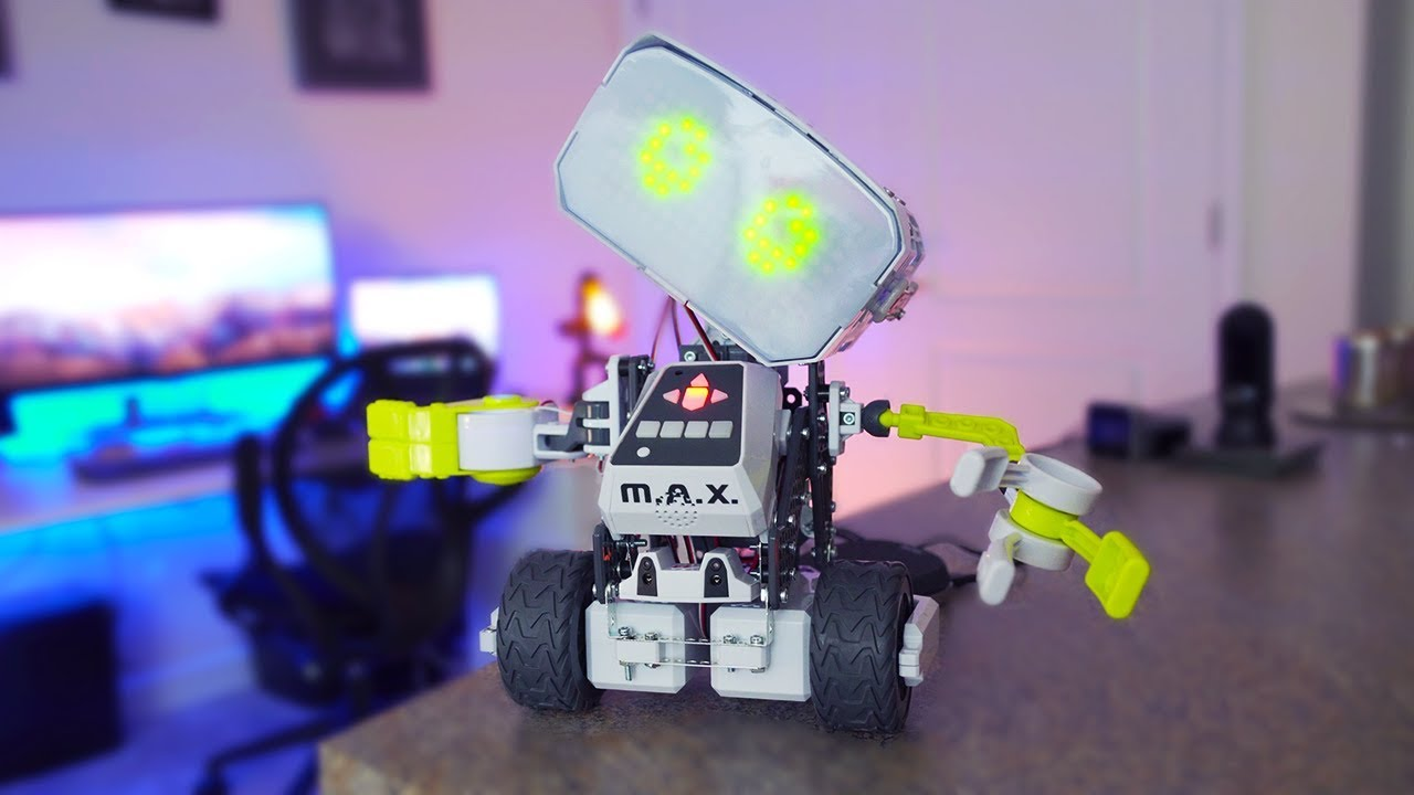 meccano max robot reviews