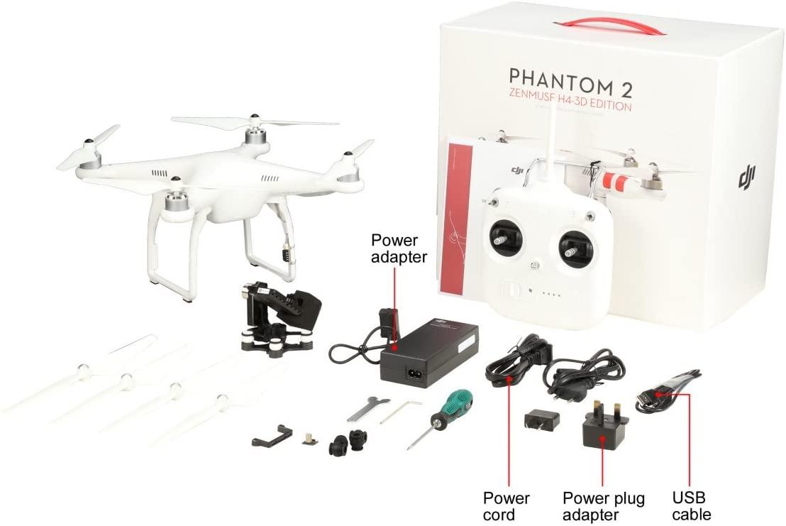 DJ1 Phantom Drone Video Recorder