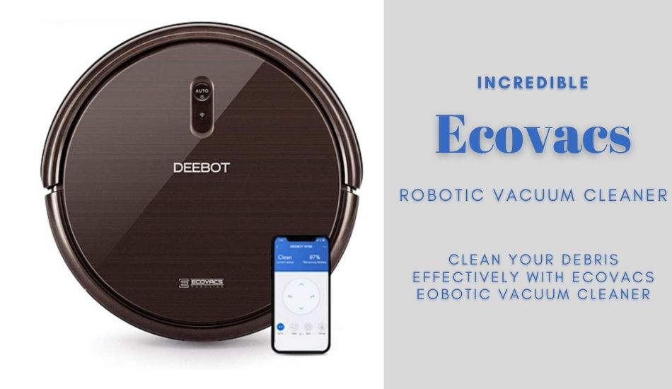 Incredible Ecovacs
