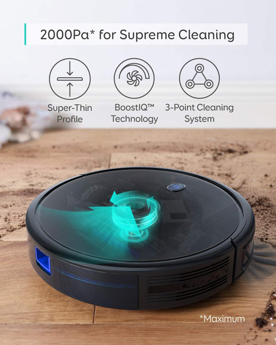 Maxclean robot review