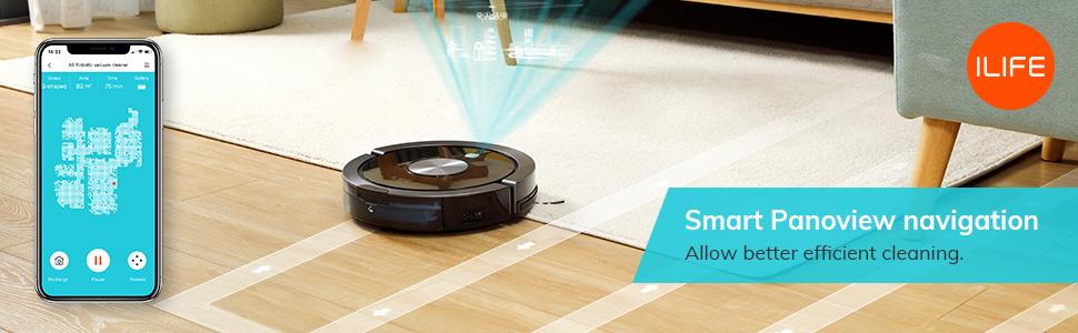 ILIFE A9 Robot Vacuum,