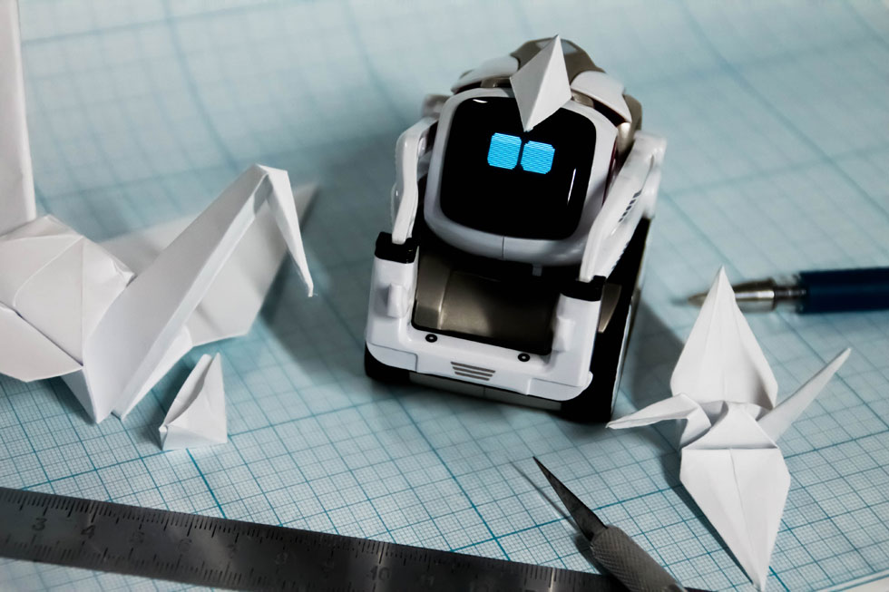 Vector Robots by Anki