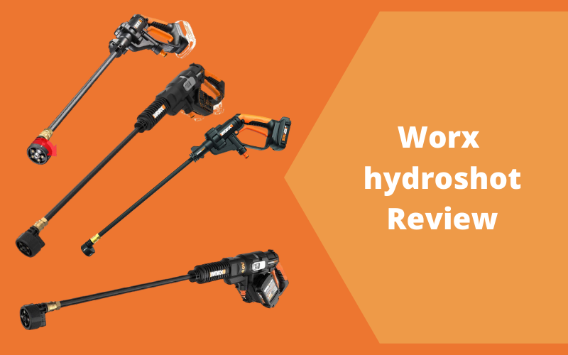 Worx Hydroshot Complete Review In 2021