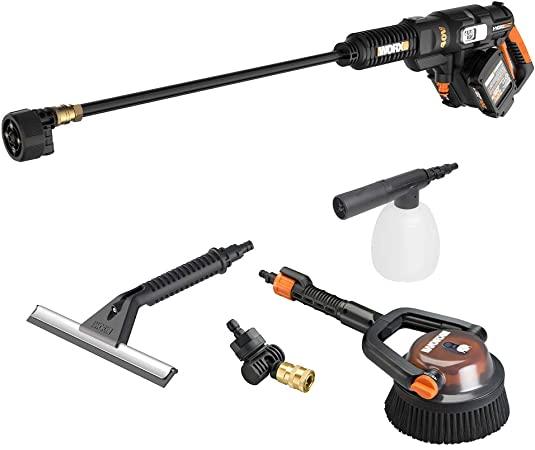 WORX WG644 40V Hydroshot Portable Power Cleaner:
