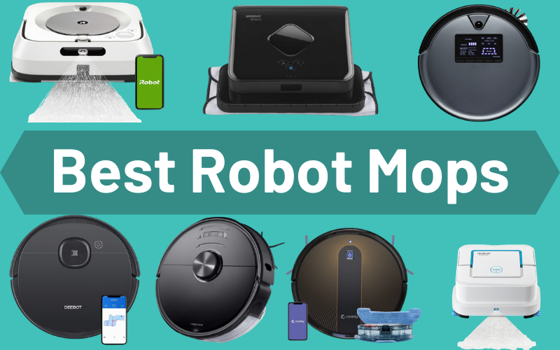 Best Robot Mop That Offers Multi-Surface Cleaning [Editors Choice]