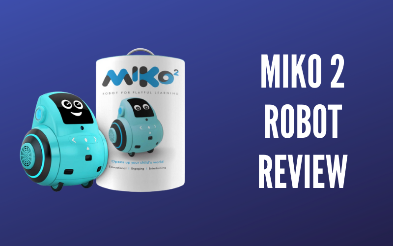 Miko 2 Robot Review – An Intriguing Friend For Your Kids