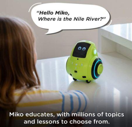 Miko 2 robot review