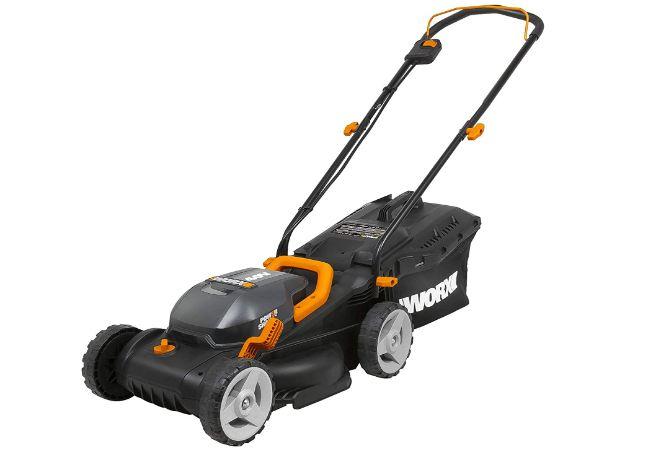 worx mower