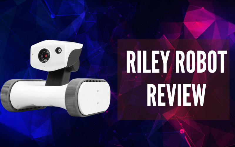Riley Robot Review – A Smart Robot For HD Home Security