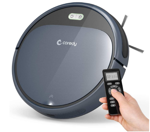 Best coredy robot vacuum cleaners