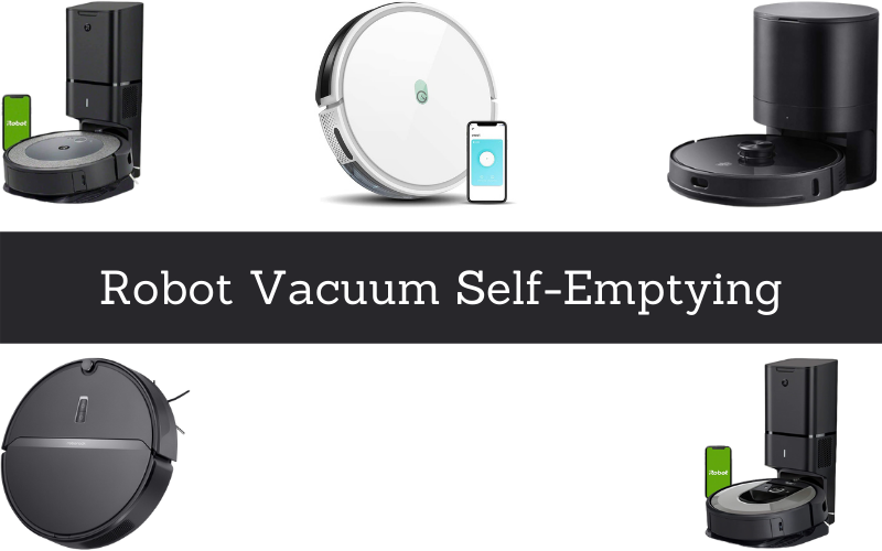 Robot Vacuum Self-Emptying [A Complete Guide]