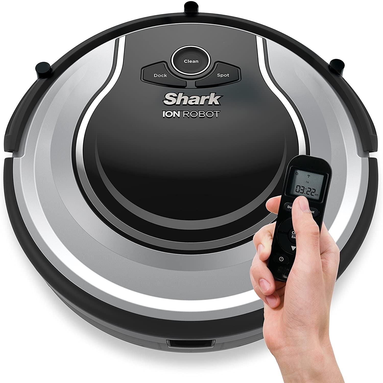 Shark Mop Robot Vacuum [Brief Guidance]