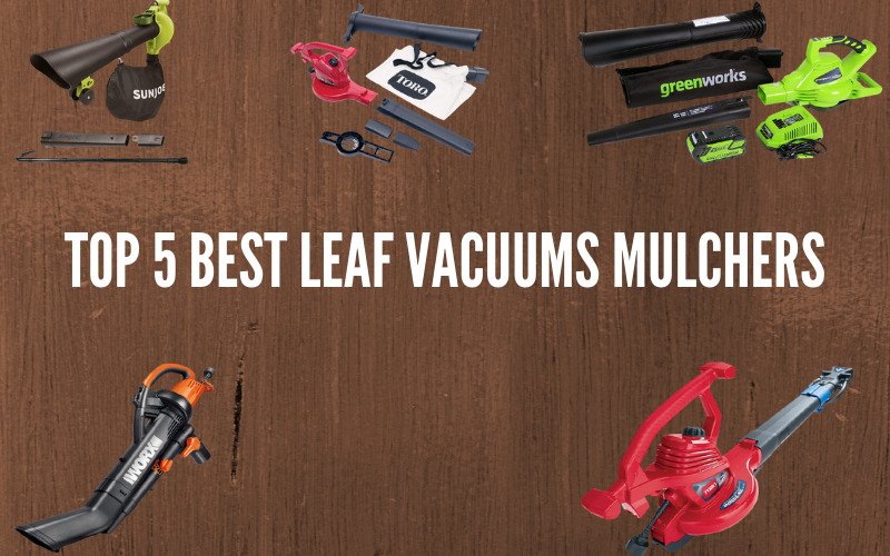 Top 5 Best Leaf Vacuums Mulchers: Reviews and Tips to Remember