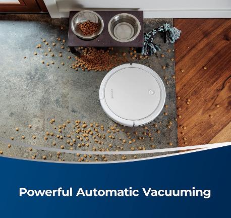 BISSELL SpinWave Hard Floor dry robot vacuum cleaner