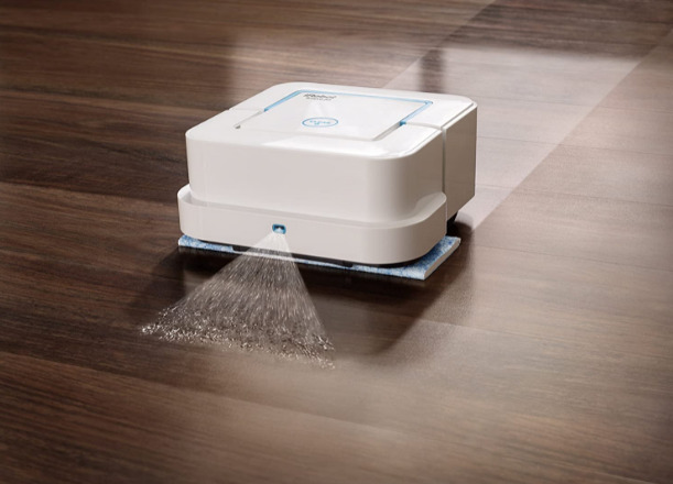 iRobot 240 Braava Robot Mop review