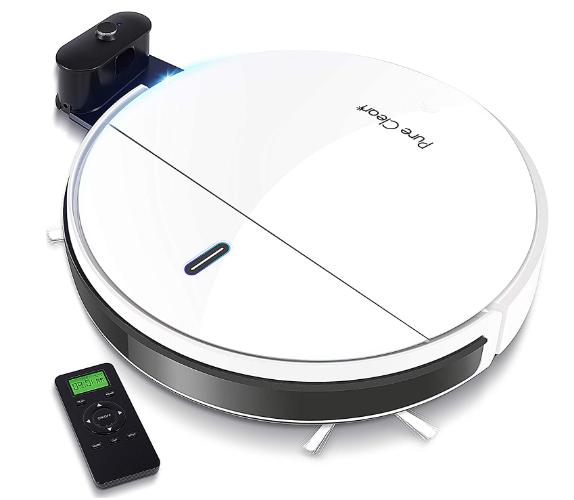 pure clean robot vacuum review