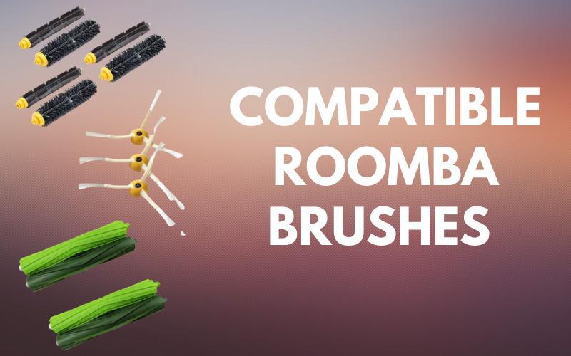 Compatible Brushesfor iRobot Roomba In 2021