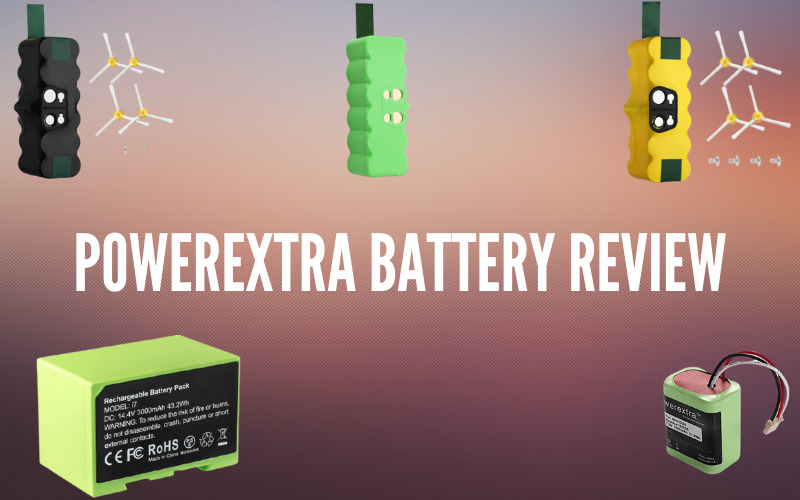Powerextra Battery Review: Bliss your Roomba a More Durable Life